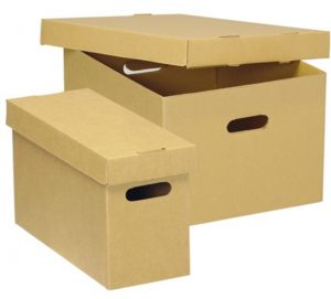 Carton With Top Lid